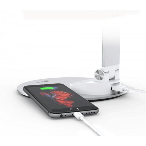Lampa de birou LED TaoTronics TT-DL19 control Touch, 5 moduri, protectie ochi, USB [4]