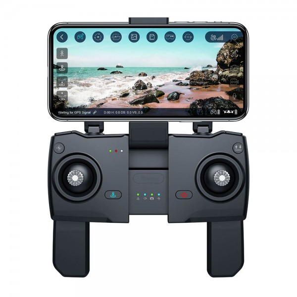 Drona SJRC Z5 GPS , Active Track, camera 1080p cu transmisie live pe telefon, brate pliabile 4