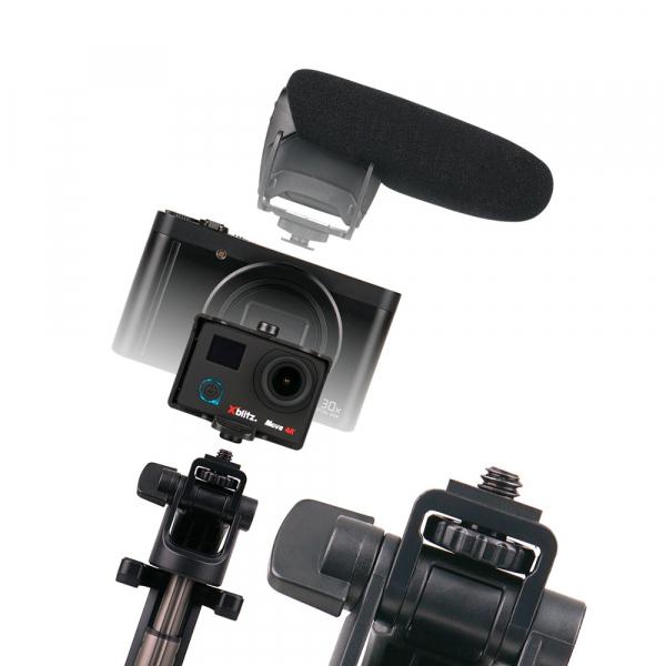 Selfie Stick Xblitz bluetooth selfie kit SL4 PRO 4