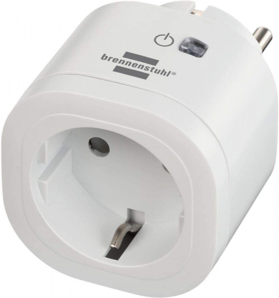 Priza Smart Brennenstuhl Connect WiFi  WA 3000 XS01, IP20 [1]