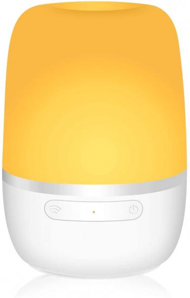 Lampa de VegheSmart Meross MSL420 WiFi, Control iluminare si culoare 0