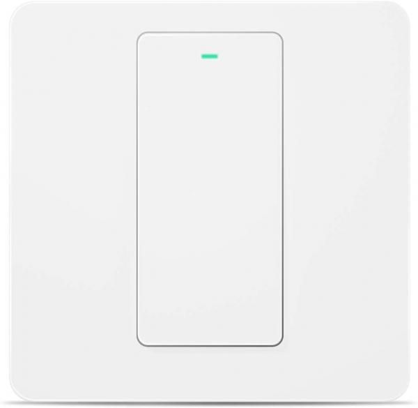 Intrerupator Smart Meross MSS550 WiFi, 2 sensuri 0