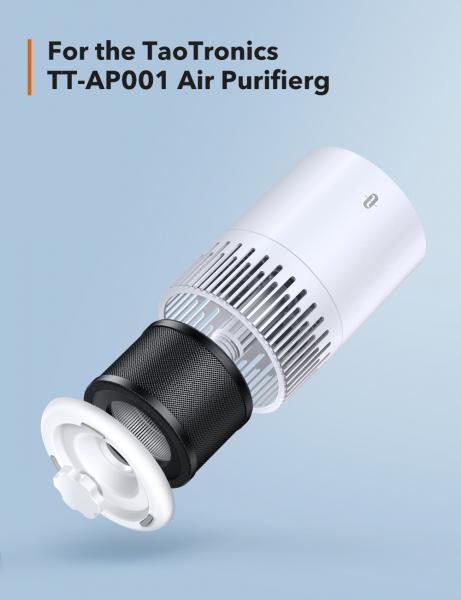 Filtru Hepa 3 in 1 pentru  Purificator de Aer TaoTronics TT-AP001 1