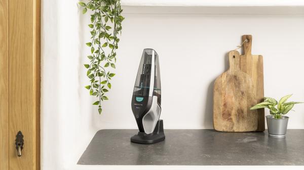 Aspirator de mana Conga Popstar Micro 18,5V Animal Hand, Aspirare solide si lichide, 18,5V, Autonomie 20 minute 1