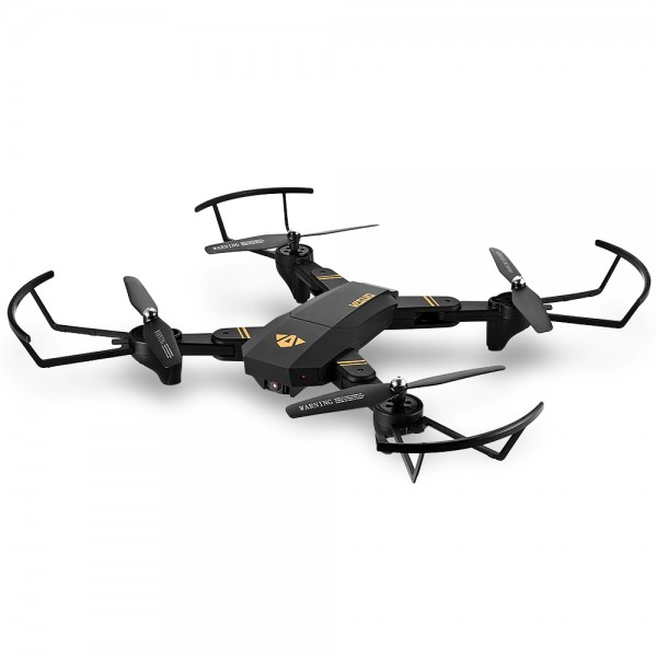 Drona Visuo XS809HW Camera 2Mp cu transmisie pe telefon, altitudine automata, brate pliabile 5