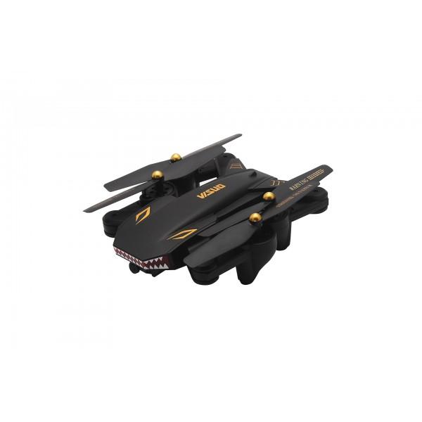 Drona Visuo XS809S Camera 2Mp cu transmisie pe telefon, altitudine automata 20min [5]