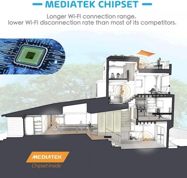 Intrerupator Smart Meross MSS51 WiFi 5