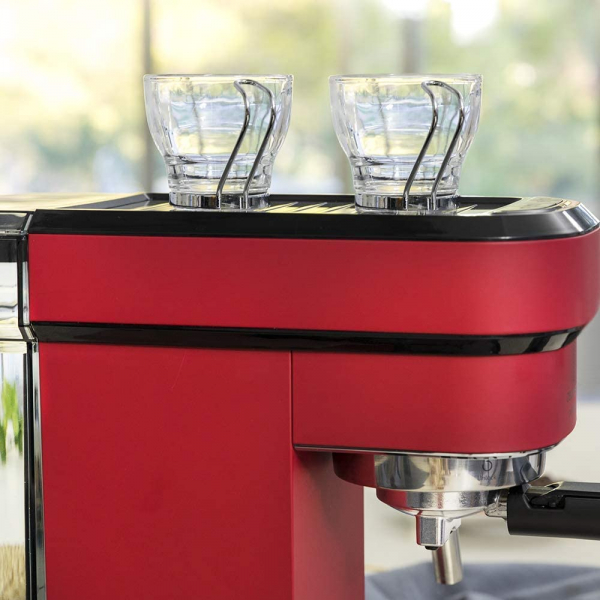 Espressor manual Cecotec Cafelizzia 790 Shiny 1583, 1350 W, Pompa de aburi 20 bar, Sistem de incalzire rapid, Capacitate 1.2 L 2