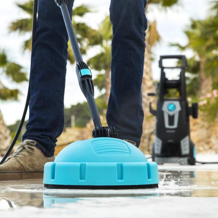 Aparat de spalat cu presiune Cecotec HidroBoost 2400 Home&Car, Accesorii incluse, 180 BAR, 480 L/h ,2400 W [4]
