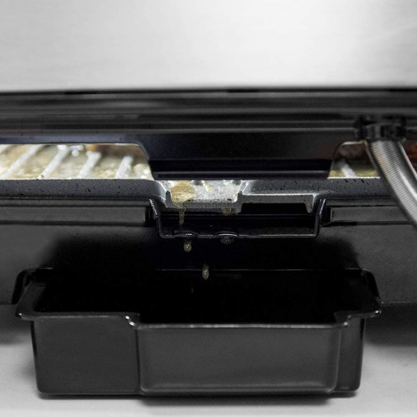 Gratar electric Cecotec 3 in 1 Rock'n Grill Pro , 2000 W, regulator de putere, piatra antiaderenta, gratar electric, plita si aparat de facut sandvisuri - Resigilat 3