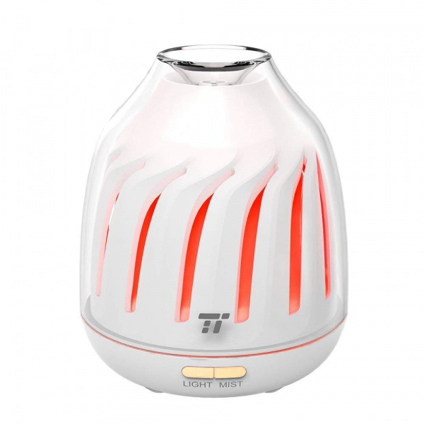 Pachet Difuzor aroma cu Ultrasunete TaoTronics TT-AD007, cu Set 6 uleiuri esentiale Anjou 1