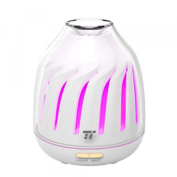 Pachet Difuzor aroma cu Ultrasunete TaoTronics TT-AD007, cu Set 6 uleiuri esentiale Anjou 2