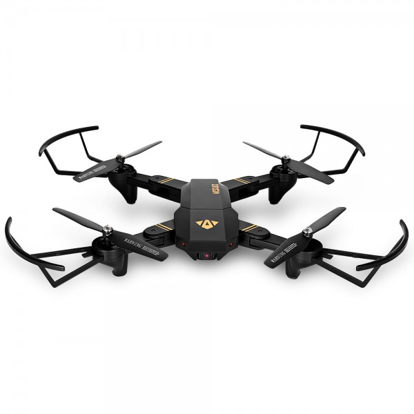 Drona Visuo XS809HW Camera 2Mp cu transmisie pe telefon, altitudine automata, brate pliabile 6