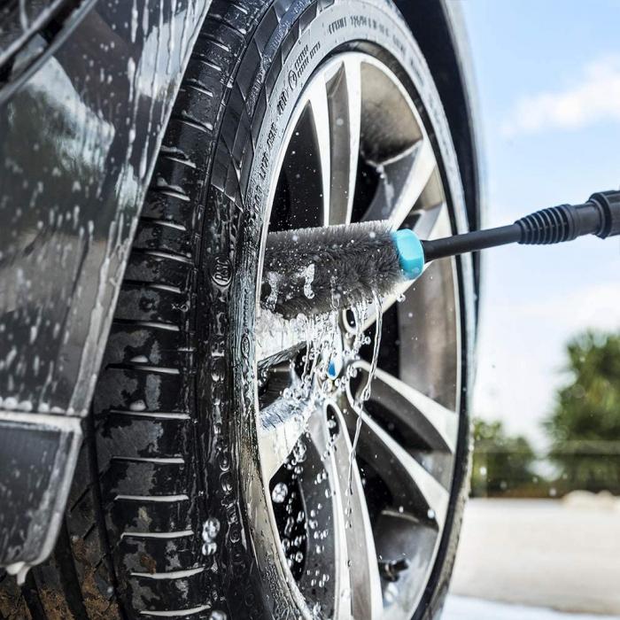 Aparat de spalat cu presiune Cecotec HidroBoost 2400 Home&Car, Accesorii incluse, 180 BAR, 480 L/h ,2400 W [2]