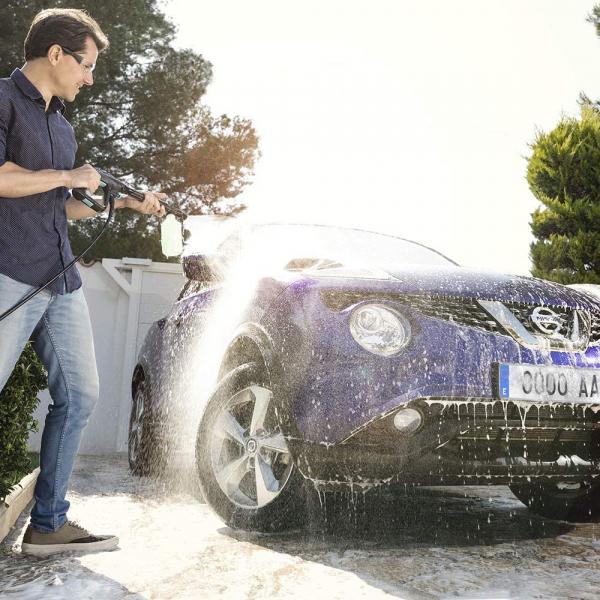 Aparat de spalat cu presiune Cecotec HidroBoost 1600 Home&Car, Accesorii incluse, 135 BAR, 426 L/h ,1600 W 7