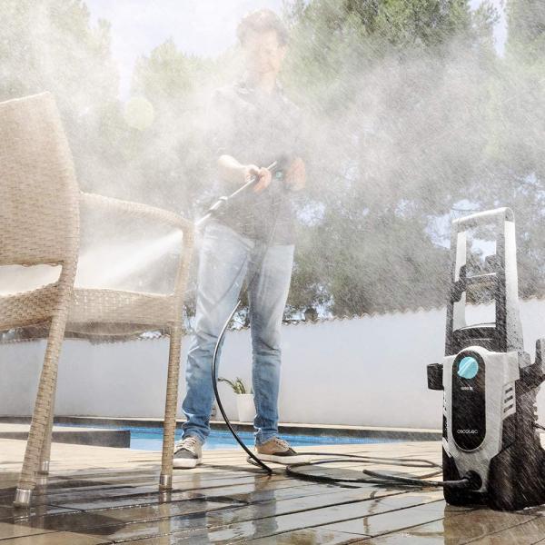 Aparat de spalat cu presiune Cecotec HidroBoost 1600 Home&Car, Accesorii incluse, 135 BAR, 426 L/h ,1600 W 3