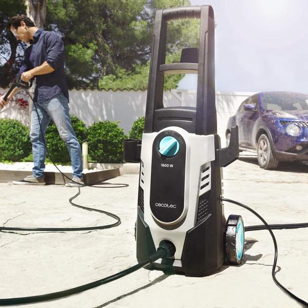 Aparat de spalat cu presiune Cecotec HidroBoost 1600 Home&Car, Accesorii incluse, 135 BAR, 426 L/h ,1600 W 4