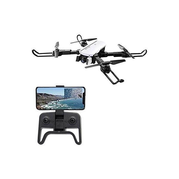 Drona Falcon 1808 Camera 1080P, pozitionare optica, altitudinii automata, transmisie pe telefon 0