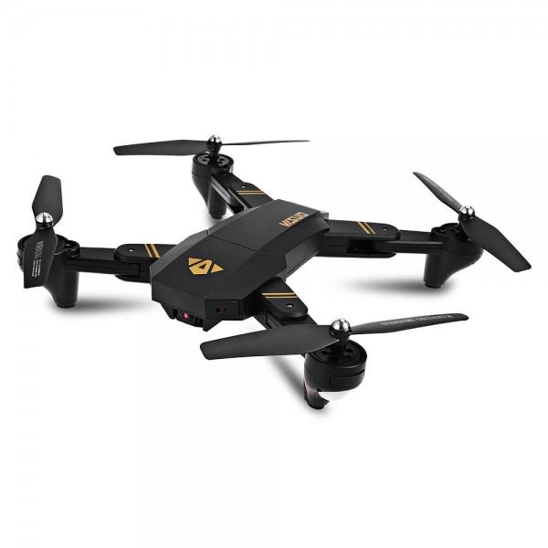 Drona Visuo XS809HW Camera 2Mp cu transmisie pe telefon, altitudine automata, brate pliabile 7