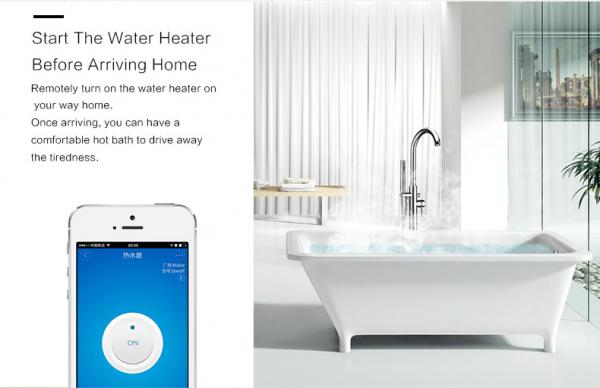 Priza Smart WiFi Sonoff S26, control Smartphone [2]