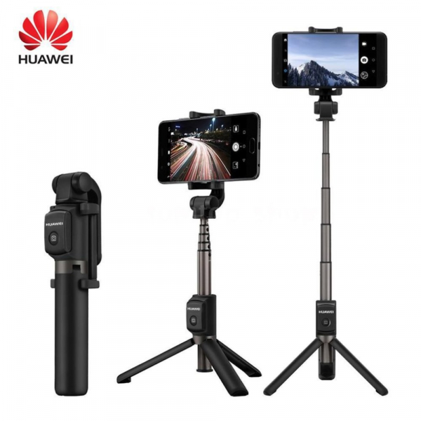 Selfie Stick Huawei AF15 Tripod Wireless, Black 1
