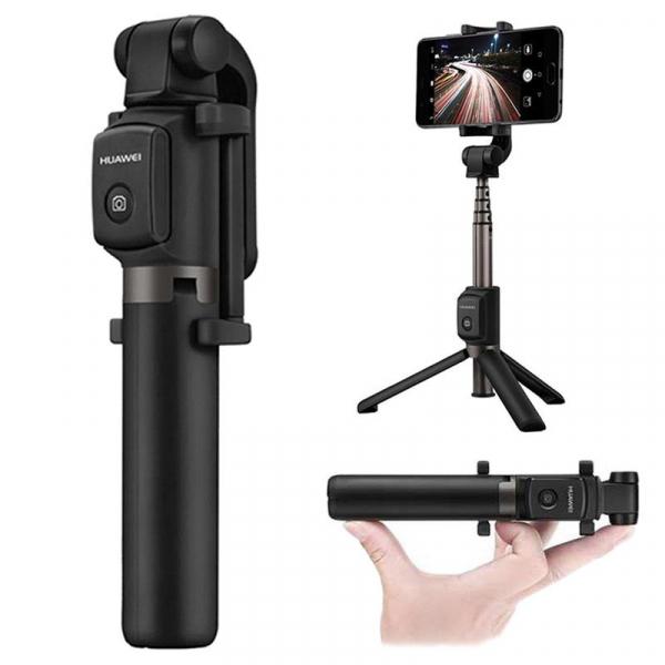 Selfie Stick Huawei AF15 Tripod Wireless, Black 2