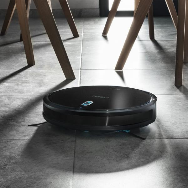 Aspirator robot 4 in 1 Conga 1090 Connected, Control aplicatie, 1400Pa, autonomie 160 minute, rezervor lichide si praf, functie mop - Resigilat [2]