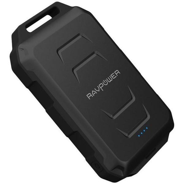 Baterie Externa RavPower 10050mAh Rezistenta la Apa, Praf si Socuri RP-PB044 2