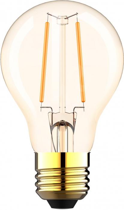 Bec Smart NiteBird cu Filament LB6, 6.5W, 700 LM, E27, Control aplicatie [0]