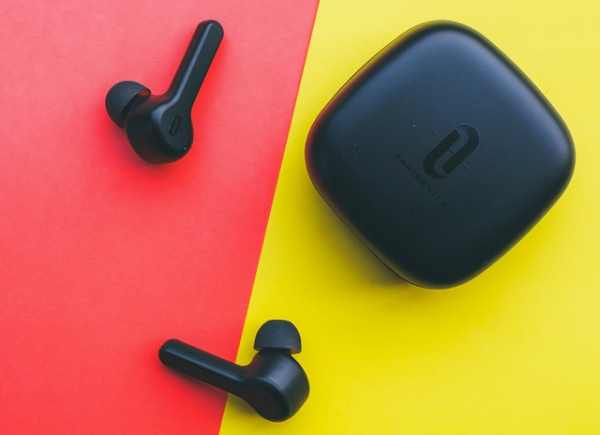Casti audio In-Ear Taotronics TT-BH1001, True Wireless, Bluetooth 5.0, TWS  USB-C 10