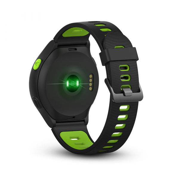 Ceas Forever Smart Watch GPS SW-600 black silver and green 4