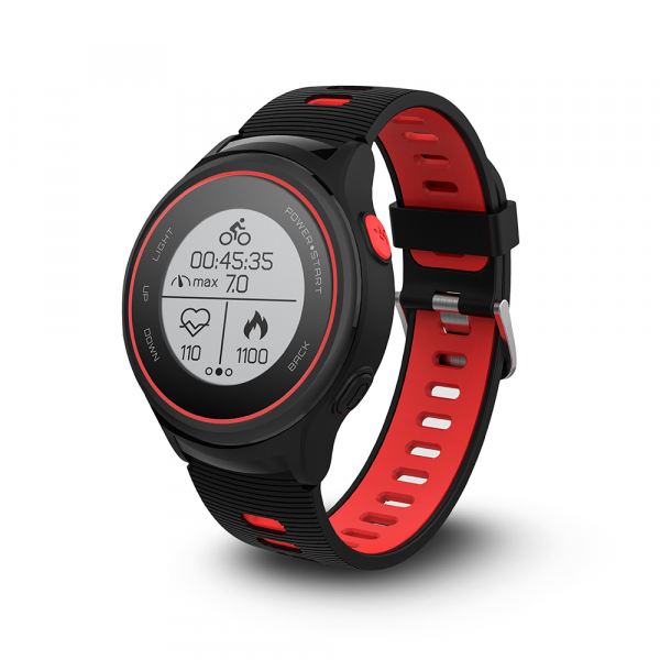 Ceas Forever Smart Watch GPS SW-600 Rosu 1