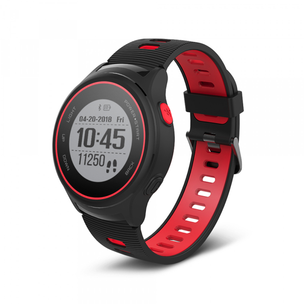 Ceas Forever Smart Watch GPS SW-600 Rosu 0
