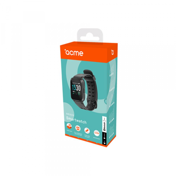 Ceas smartwatch Acme SW202G GPS, Negru [6]
