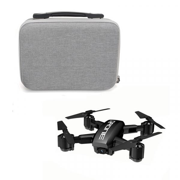 Drona KK12 GPS,  camera 1080p cu transmisie Wifi pe smartphone, Geanta transport 0