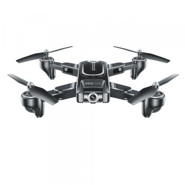 Drona Visuo  XS817, camera 4K cu transmisie live pe telefon [2]