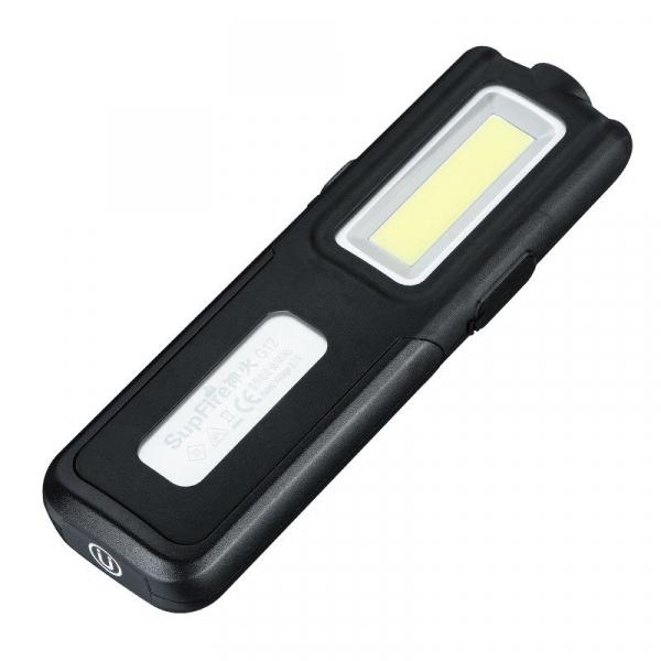 Lanterna LED Supfire G12, 288 lumeni, acumulator 2000 mAh, incarcare USB [2]