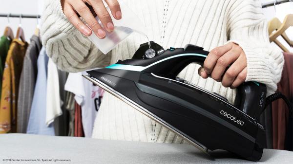 Fier de calcat Cecotec 3D ForceAnodized 750 Smart, 3100 W [12]