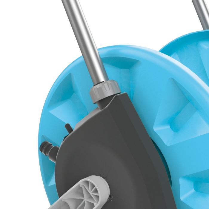 "Furtun cu tambur Cellfast COMPACT, furtun gradina 1/2 ""20 m, accesorii incluse [3]"
