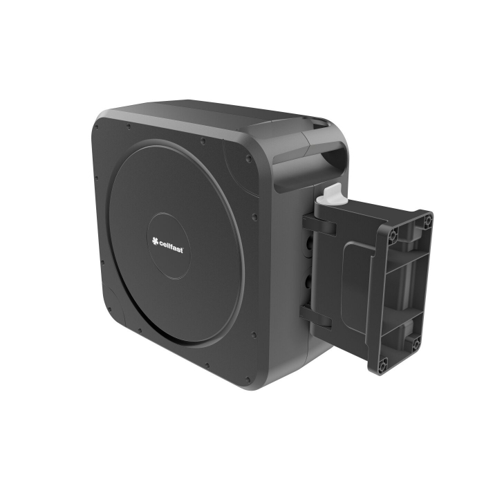 "Furtun cu tambur automat Cellfast ERGO, 20m, 1/2"", accesorii incluse [6]"