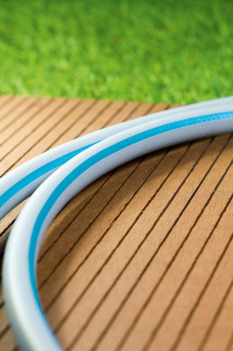 "Furtun pentru gradina Cellfast BASIC cu 3 straturi, 3/4"", Armat, 50m, protectie UV 3"