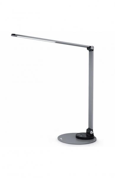 Lampa de birou cu LED TaoTronics TT-DL66, incarcare USB, 6 niveluri de luminozitate - Black 0