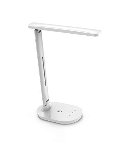 Lampa de birou LED TaoTronics TT-DL064 control Touch, 5 moduri, 5W [1]