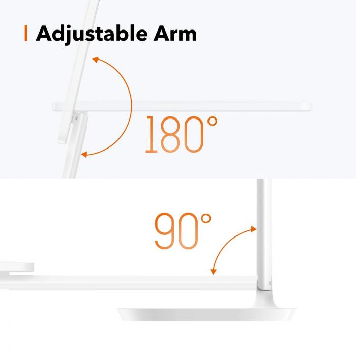 Lampa de birou LED TaoTronics TT-DL064 control Touch, 5 moduri, 5W [3]