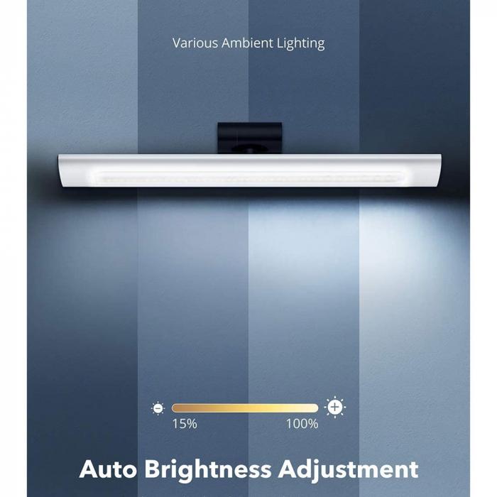 Lampa de birou LED TaoTronics TT-DL092, control touch, reglare automata a luminii [3]