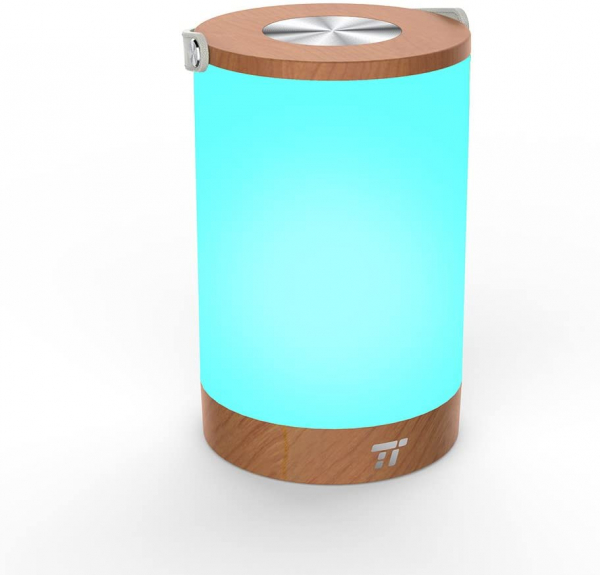 Lampa led reincarcabila TaoTronics TT-DL23 control Touch, 7 culori de lumina 0