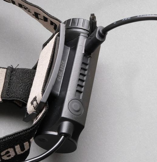 Lanterna Frontala LED Brennenstuhl  LuxPremium LED KL 250AF, CREE-LED,  Functionare 30h, Acumulator rencarcabil, 250 Lumeni [3]