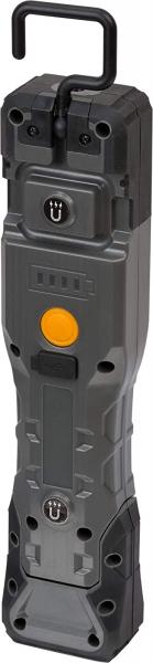 Lanterna de Lucru LED Brennenstuhl HL 1000 A Multifunctionala, 1000 Lumeni, Reincarcabila, Sistem de agatare, Magneti puternici, functionare 24 ore, IP54 [4]