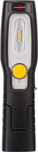 Lanterna de Lucru LED Brennenstuhl HL 200 A, 250 Lumeni, Reincarcabila, Sistem de agatare, Magnet [6]