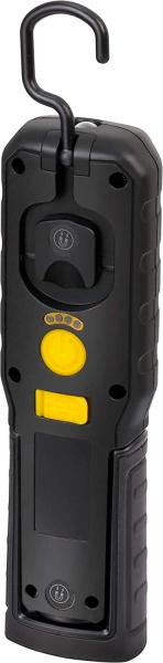 Lanterna de Lucru LED Brennenstuhl HL 700 A Multifunctionala, 700 Lumeni, Reincarcabila, Sistem de agatare, Magneti puternici, functionare 10 ore, IP54 [3]